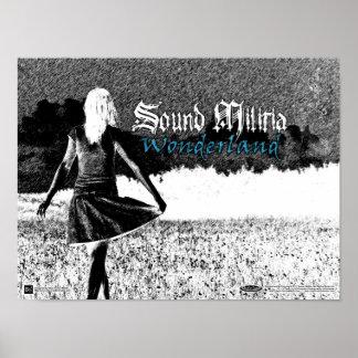 Wonderland - Sound Militia Print