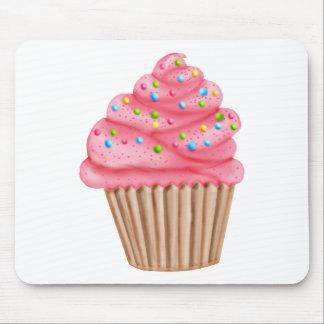 Wonderland Sprinkles Cupcake Mouse Pad