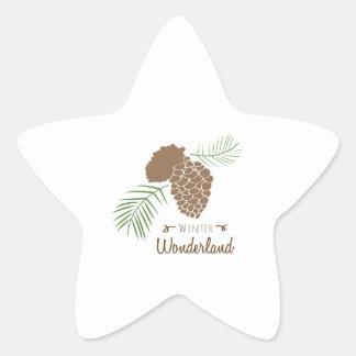 Wonderland Star Stickers