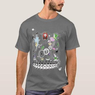 Wonderland teacups T-Shirt