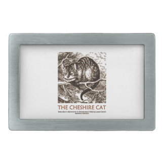 Wonderland The Cheshire Cat (Whimsical) Belt Buckle