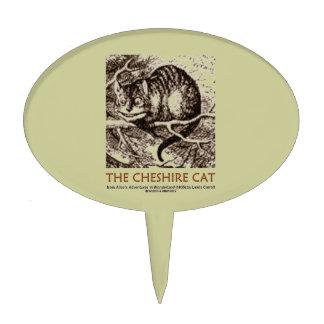 Wonderland The Cheshire Cat (Whimsical) Cake Topper