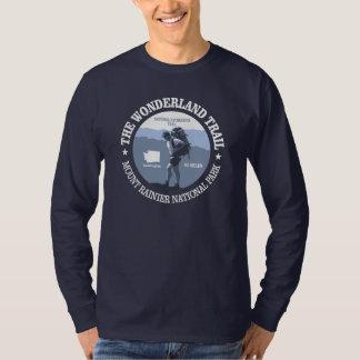 Wonderland Trail (rd) Tee Shirt