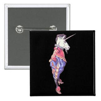 Wonderland Unicorn Pin