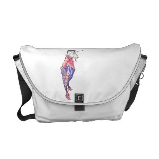 Wonderland Unicorn Commuter Bags