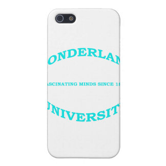 Wonderland University Cover For iPhone SE/5/5s