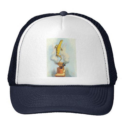 Wonderlands Bill Color Mesh Hat