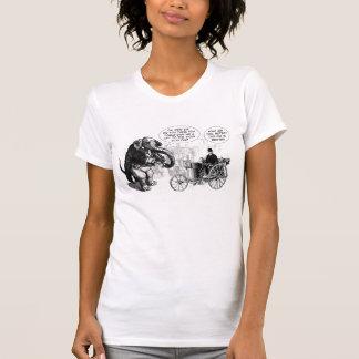 Wondermark #146 (Ladies shirt) T-Shirt