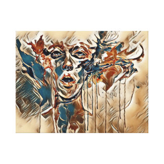 Wonderous Illusion Canvas Print