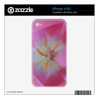 Wonders Inside - Abstract Flowers series 1 Skins For iPhone 4S