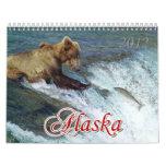 Wonders of Alaska 2012 Calendar