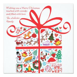 Wonders of Christmas Reversible Photo Holiday Card