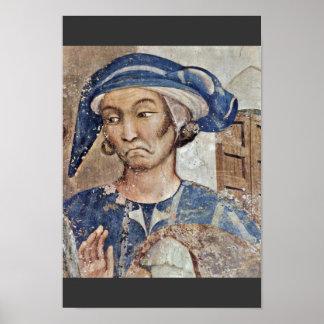 Wonders Of The Revival Of A Virgin Detail Print