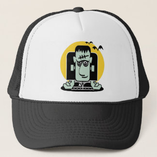 Wondrous Monster Trucker Hat