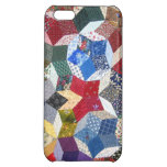 Wonky Star Quilt iPhone 5C Case