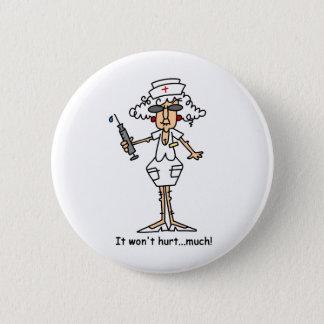 Won't Hurt! Button