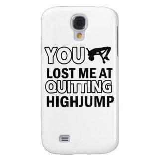 Won't quit High Jump Galaxy S4 Case