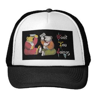 Won't You Join Us? Teddy Bears Trucker Hat