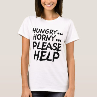 Won't You Please Help? T-Shirt