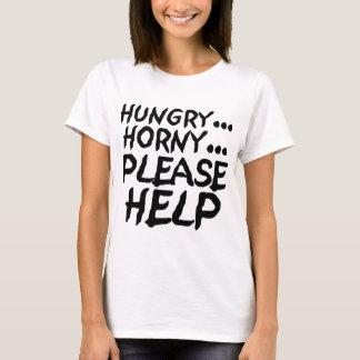 Won't You Please Help? T-Shirt