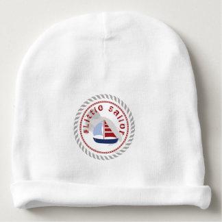 WONZ Limited little Sailor by shirt to design Baby Beanie