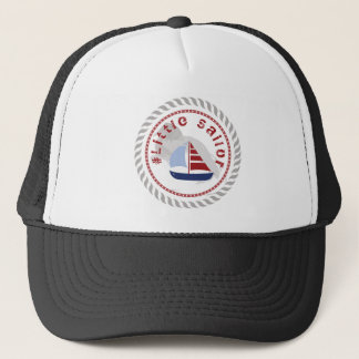 WONZ Limited little Sailor by shirt to design Trucker Hat