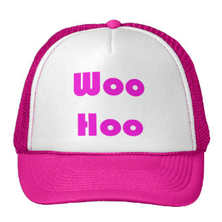 Woo Hoo hat
