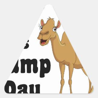 Woo hoo It s hump day Sticker
