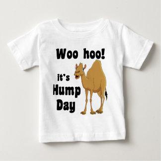 Woo hoo!  It's hump day Baby T-Shirt