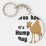 Woo hoo!  It's hump day Keychains