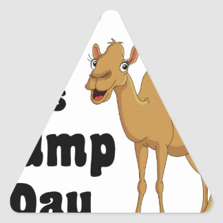 Woo hoo!  It's hump day Sticker