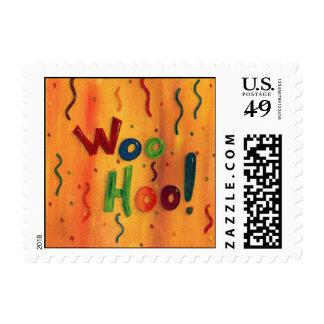 Woo Hoo stamps