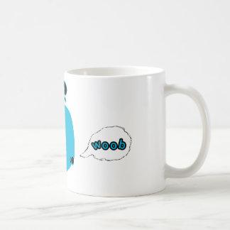 Woob Whale Coffee Mug