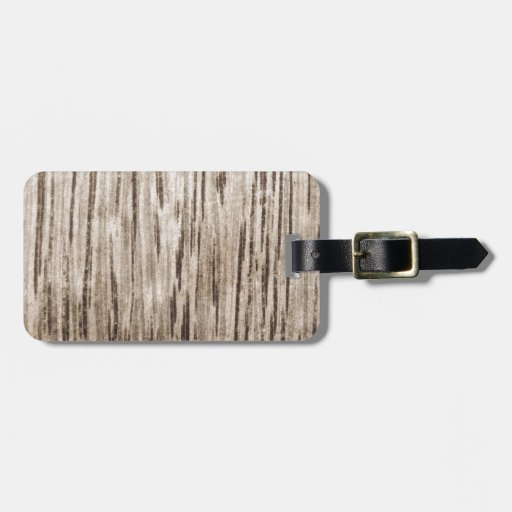WOOD02 LIGHT BROWN WHITE WOOD TEXTURE BACKGROUNDS LUGGAGE TAG
