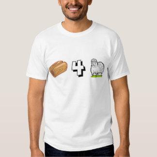 Wood4Sheep T Shirt