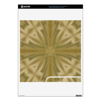 Wood abbstract Pattern Skins For PS3 Slim