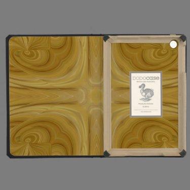 Wood Abstract Pattern iPad Mini Retina Case