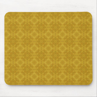 Wood abstract pattern mouse pad