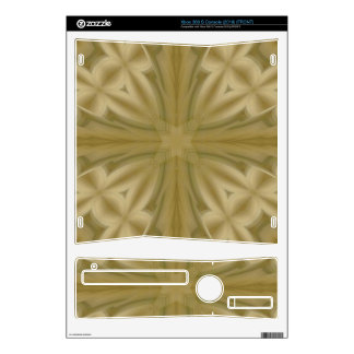 Wood abstract Pattern Xbox 360 S Skin