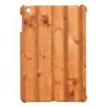 wood and defects iPad mini case