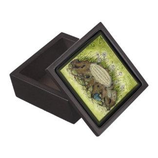 Wood anniversary gift box premium gift boxes