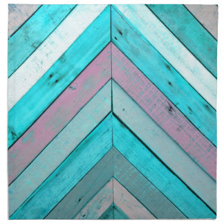 Wood background cloth napkin