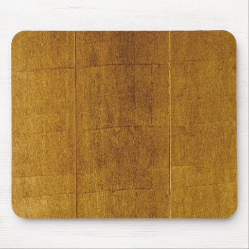 Wood Background Mouse Pad