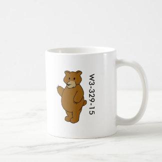 Wood Badge Bear Mug