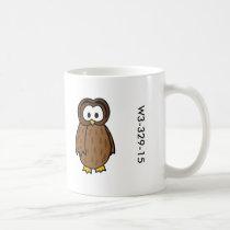 Wood Badge Owl Mug