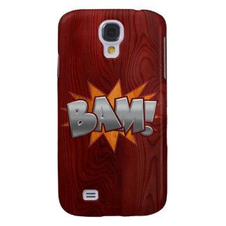 Wood Bam Samsung Galaxy S4 Case
