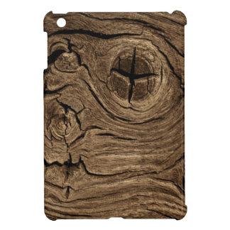 Wood Bark ipad Mini Case