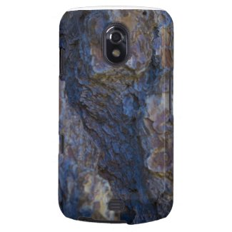 Wood Bark Textures Samsung Galaxy Nexus Cases