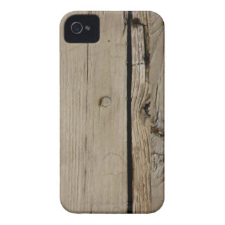 Wood Blackberry Bold Case Mate Barely There