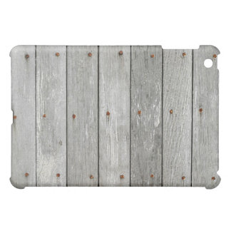 Wood Boards With Rusty Nails 1 iPad Case